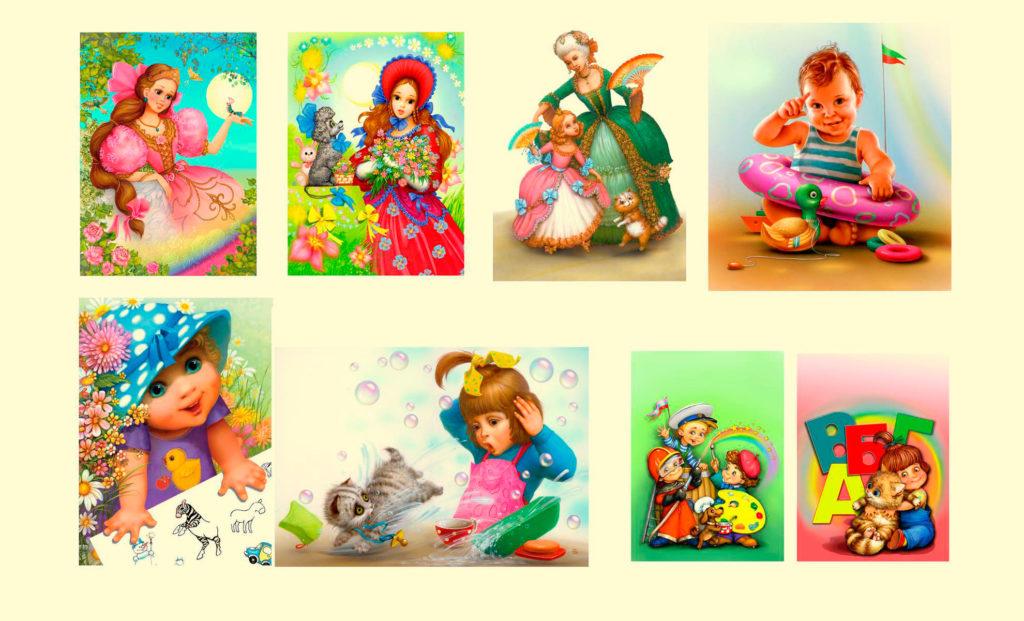 Детские авторские сказки