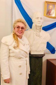 Елена Велена, Союз Писателей России, член союза Писателей