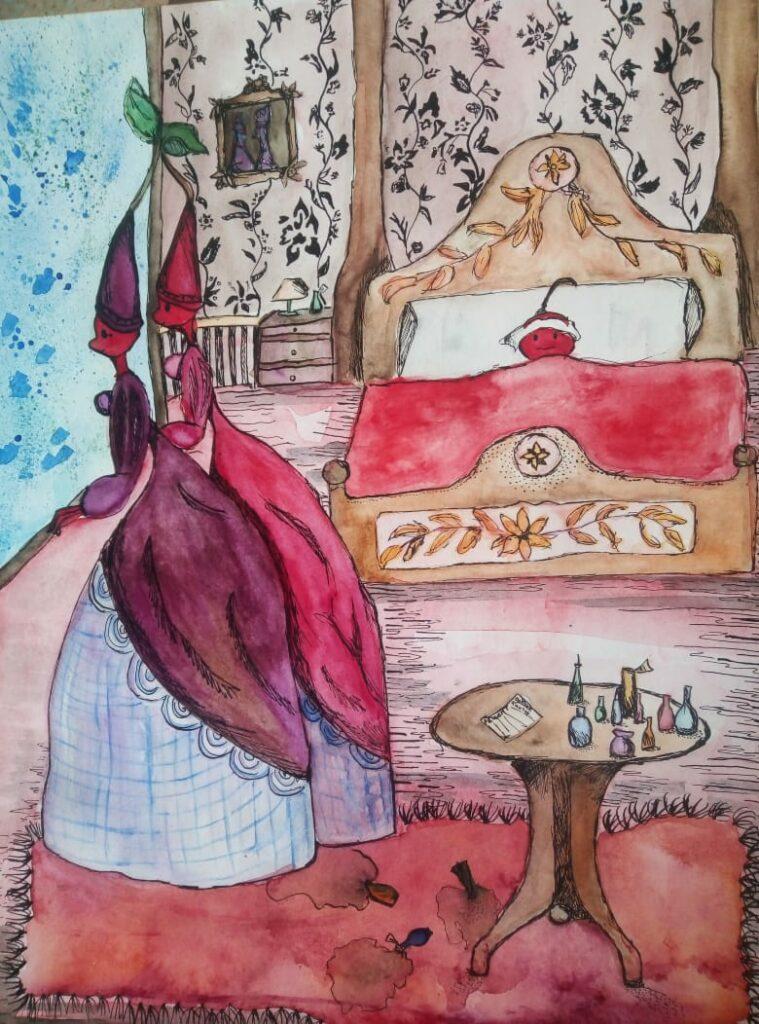 Конкурс Рисунков Рисуем Добрые сказки