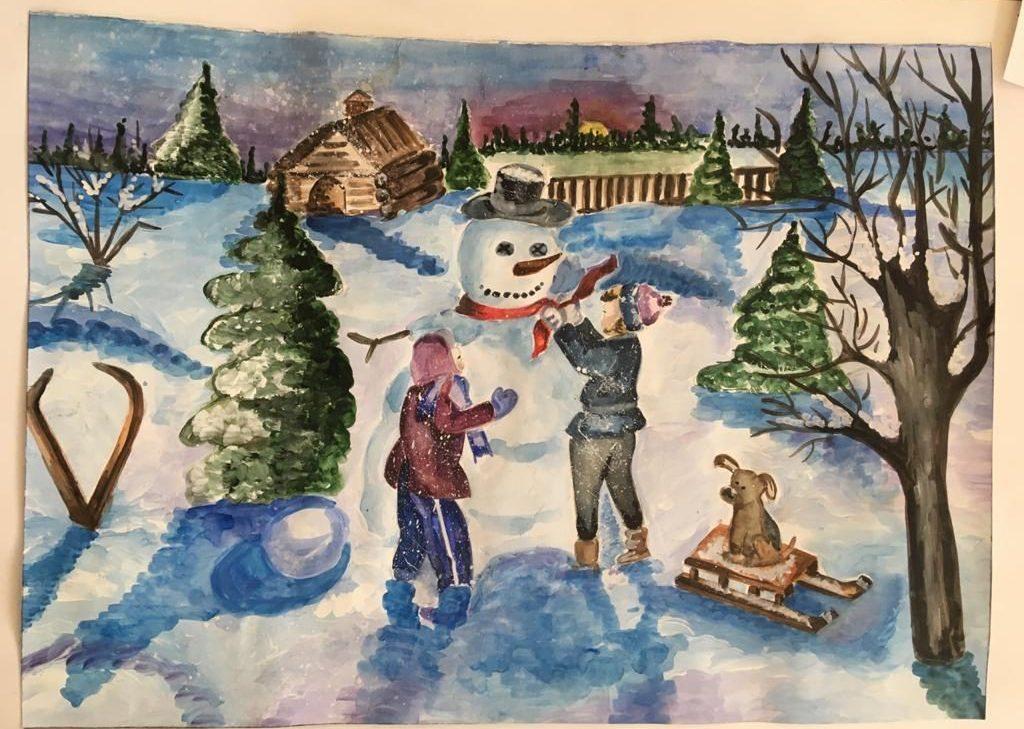 Рисуем Добрые сказки с Еленой Веленой